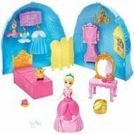5010993786572 - Disney Princesses - Hasbro - Figurine mini Cendrillon et ses surprises- Disney Princesse