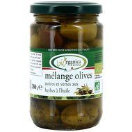8029689007072 - Biorganica Nuova - Mélange Olives bio