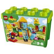 5702016117172 - LEGO® DUPLO® - 10864- La grande boîte de la cour de récréation