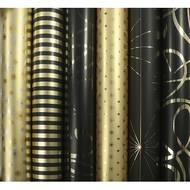 3329682128572 - Clairefontaine - Un rouleau de papier cadeau Premium Hommes