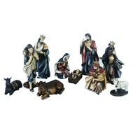3602904438872 - Cora - 10 figurines de Noël en polyrésine