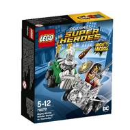5702015869072 - LEGO® Super Heroes Dc Universe - 76070- Mighty Micros - Wonder Woman™ contre Doomsday™