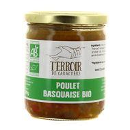 3356650310073 - Terroir de Caractère - Poulet basquaise Bio