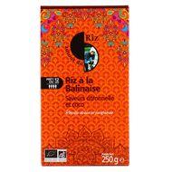 3760103140573 - Autour Du Riz - Riz à la Balinaise, saveur citronnelle et coco
