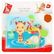 3056565234173 - Vulli - Livre de bain Sophie la girafe