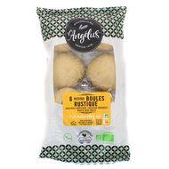 3419390404973 - L'Angelus - Mini boules rustique bio x6