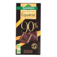 3396410047573 - Bonneterre - Chocolat Noir bio Équateur 90%