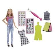 0887961418873 - Mattel - Poupée Barbie Mode Emoticone Do It Yourself