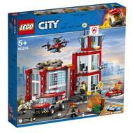 5702016369373 - LEGO® City - 60215- La caserne de pompiers