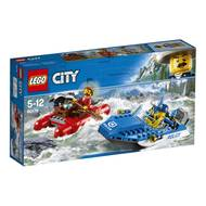 5702016109573 - LEGO® City - 60176- L'arrestation en hors-bord