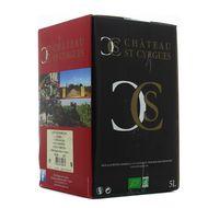 3760135790012 - Costières de Nîmes - Chateau Saint-Cyrgues Rosé BIO
