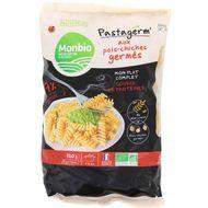 3760201330074 - Monbio - PastaGerm, Torsade blé dur et pois chiche germés
