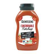 3700663000474 - Quintesens - L'incroyable Ketchup bio,100% santé