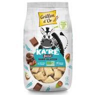 3421557501074 - Grillon Or - Ka'ré fourré chocolat sans gluten bio