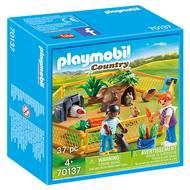 4008789701374 - PLAYMOBIL® Country - Enfants avec petits animaux
