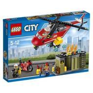 5702015591874 - LEGO® City - 60108- L'unité de secours des pompiers