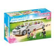4008789092274 - PLAYMOBIL® City Life - Limousine avec couple de mariés