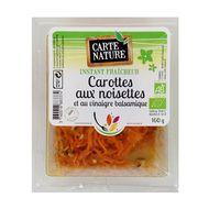 3760018883374 - Carte Nature - Carottes aux noisettes et vinaigre balsamique, Bio