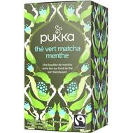 5060229014474 - Pukka - Thé vert matcha menthe bio 30g