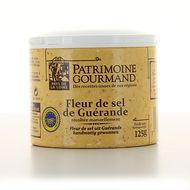 Patrimoine Gourmand - Fleur de sel de Guérande