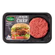 3039050337474 - Socopa - Burger du chef nature 15% Mat.gr