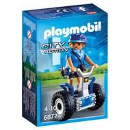 4008789068774 - PLAYMOBIL® City Action - Policière avec gyropode