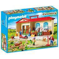 4008789048974 - PLAYMOBIL® Country - Ferme transportable
