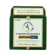 3600550999174 - La Provencale - Baume de jouvence Nuit anti-âge à l'huile d'olive Bio