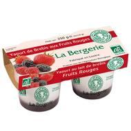 3513610140075 - La Bergerie de Lozère - Yaourt bio de brebis fruits rouges