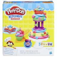 5010993390175 - Play-Doh - La pâtisserie- Gateaux rigolos