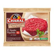 3181232222075 - Charal - Steak haché 15% mat.gr l'Authentique