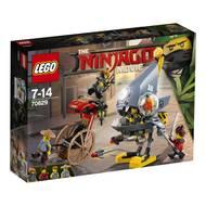 5702016092875 - LEGO® Ninjago - 70629- L'attaque des Piranhas
