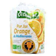3289196580276 - Vitamont - Pur jus d'orange bio Fontaine