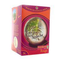 3760181040376 - Ardeche Merlot rouge - Cellier des gorges de l''Ardèche