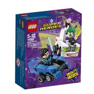 5702016110876 - LEGO® Super Heroes Dc Comics - 76093- Mighty Micros  Nightwing contre Le Joker