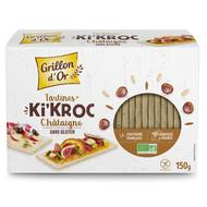 3421557401176 - Grillon Or - Tartines ki'kroc chataigne sans gluten bio