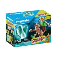 4008789702876 - PLAYMOBIL® Scooby Doo ! - Scooby & Sammy avec fantôme