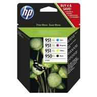 0887758122976 - Hewlett packard - Cartouches d'encre multipack 950 XL