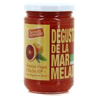 3760099535476 - Secrets d'énergie - Marmelade bio d'orange sanguine  de Sicile