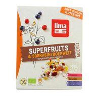 5411788045476 - Lima - Muesli sarrasin et super fruits bio sans gluten