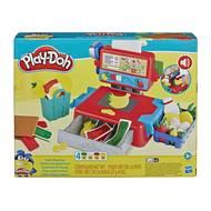 5010993696376 - Play-Doh - Caisse enregistreuse et 4 pots de pâte à modeler