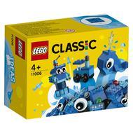 5702016616576 - LEGO® Classic - 11006- Briques créatives bleues