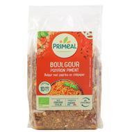 3380380087776 - Priméal - Boulgour Poivron et Piment Bio et Vegan