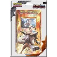 0820650209376 - Asmodée - Starter blister Pokémon Soleil et Lune 03 Ombres Ardentes