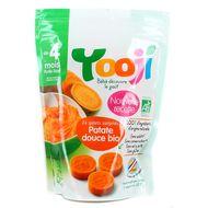3760234500277 - Yooji - Purée de Patates douces bio surgelée en portions dès 4 mois