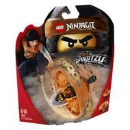 5702016110777 - LEGO® Ninjago - 70637- Toupie Cole - Maître du Spinjitzu