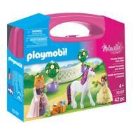 4008789701077 - PLAYMOBIL® Princess - Valisette Princesses avec licorne