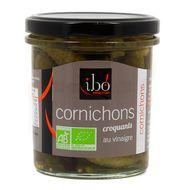 3609061232077 - Ibo - Cornichons au vinaigre bio