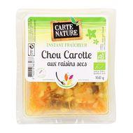 3760018883077 - Carte Nature - Chou-carotte aux raisins secs bio