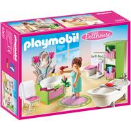 4008789053077 - PLAYMOBIL® Dollhouse - Salle de bains et baignoire
